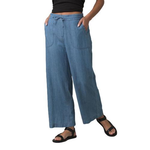 prAna Women's Podium Pants Washedblue