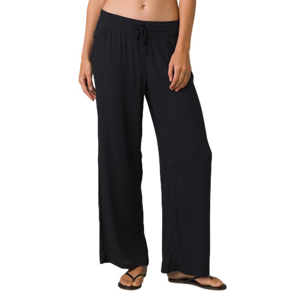 prAna Women's Fernie Beach Pants BLACK
