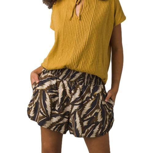 prAna Women's Teletropics Shorts Cafepanama