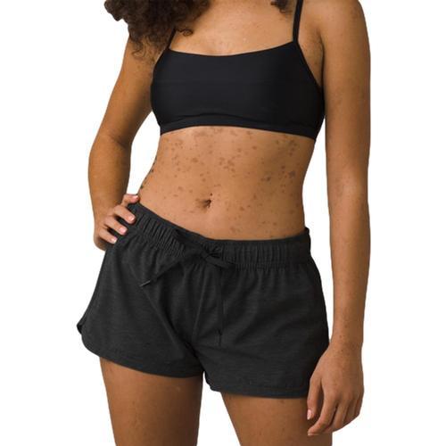 prAna Women's Mariya Swim Shorts Black