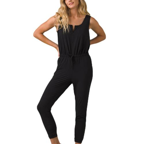 prAna Women's Railay Jumpsuit Black