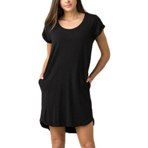 prAna Women's Bon Vivante Dress Black