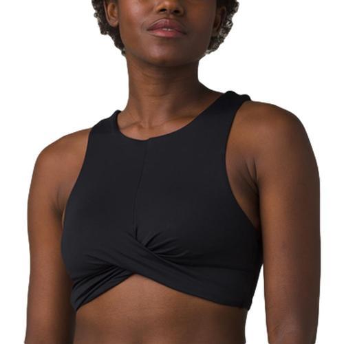 prAna Women's Corinne Top Black
