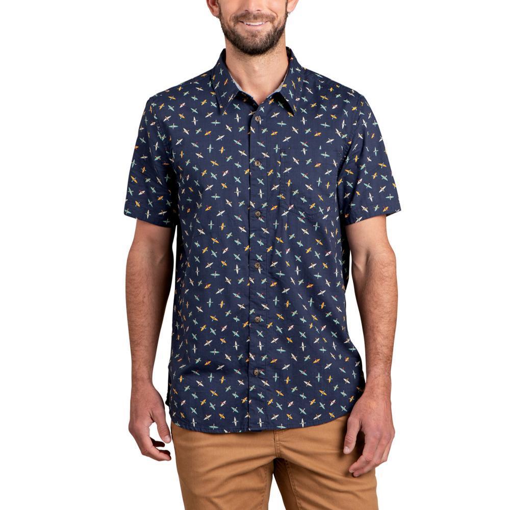 Toad&Co Fletch Short Sleeve Shirt KAYAK_992