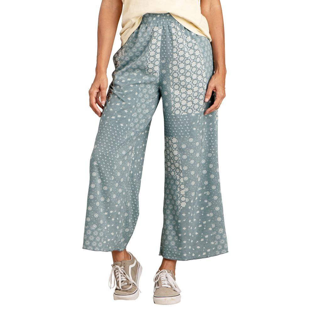 Toad&Co Women's Sunkissed Wide Leg Pants PATCHPRINT_944