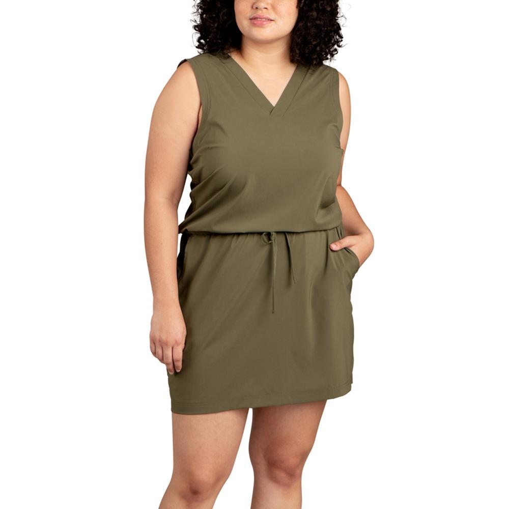 Toad&Co Women's Sunkissed Liv Dress OLIVE_334