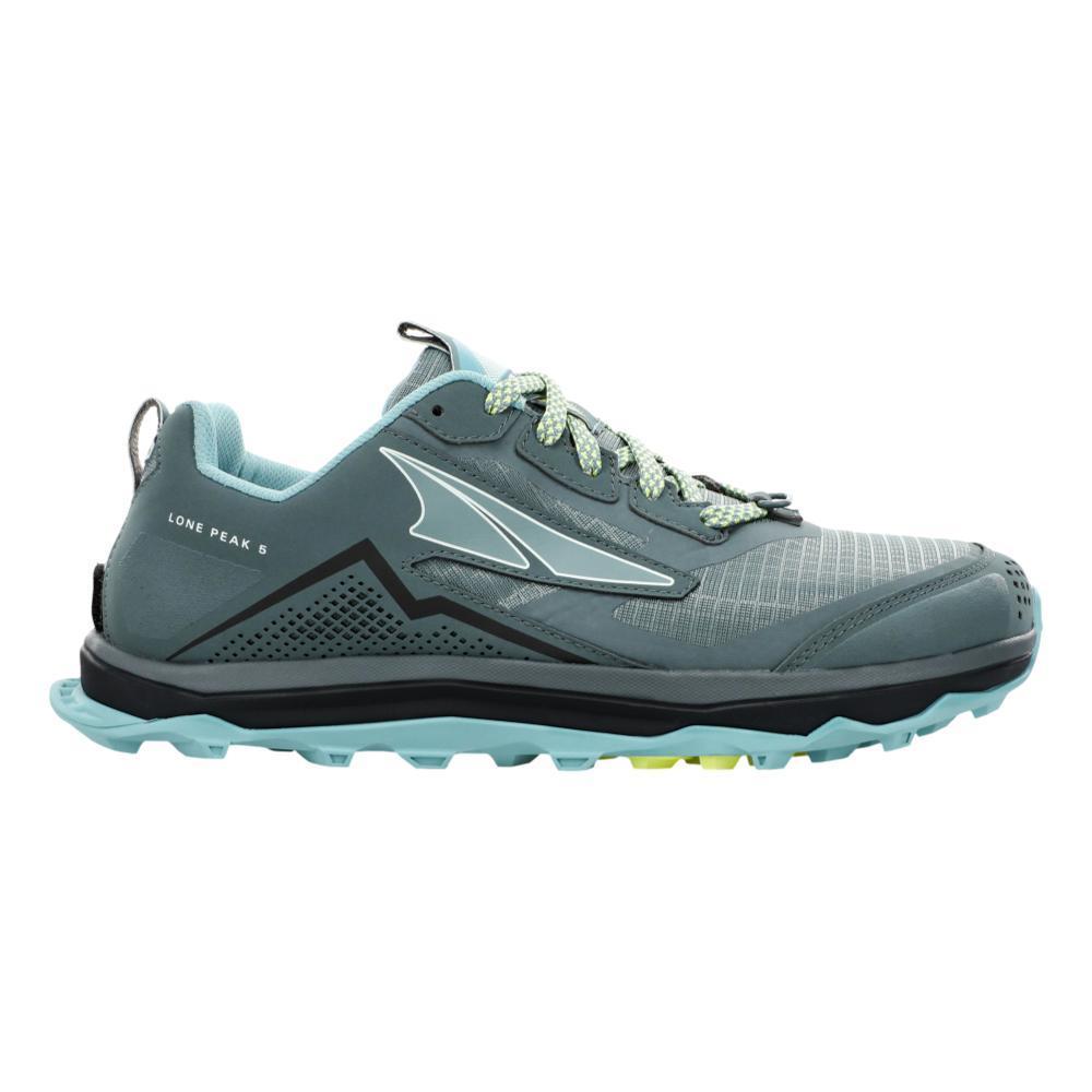 Altra Women's Lone Peak 5 Trail Running Shoes BALGRN_327
