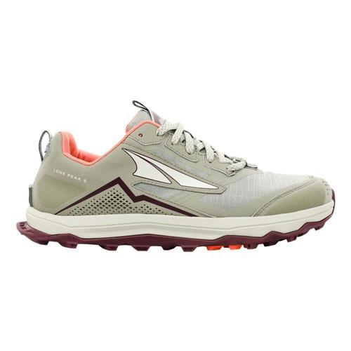 Altra Women's Lone Peak 5 Trail Running Shoes Khaki_017
