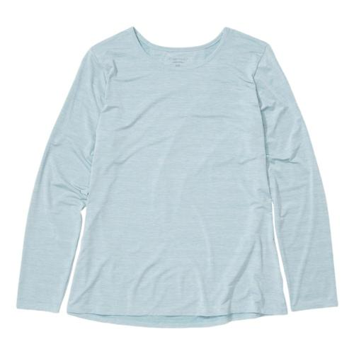 ExOfficio Women's Sol Cool Kaliani Long Sleeve Shirt Bluestar_5201
