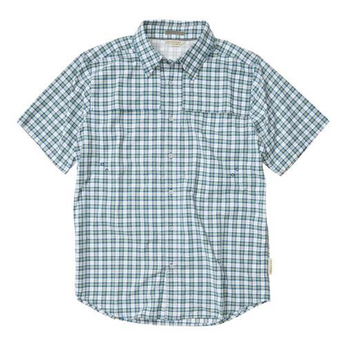 ExOfficio Men's Tellico Short Sleeve Shirt Galaxy_5802