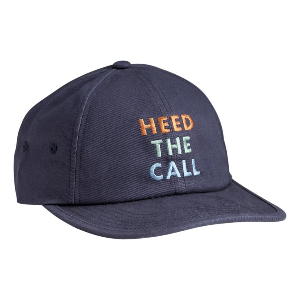 Howler Brothers Heed The Call Strapback Hat NAVY