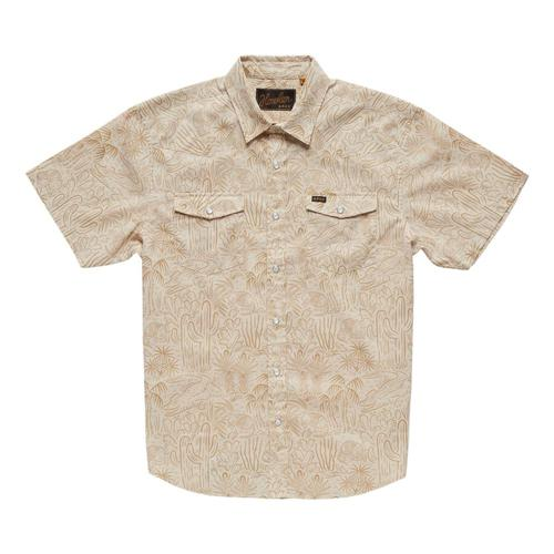 Howler Brothers Men's H Bar B Snapshirt Riverbed_rbp