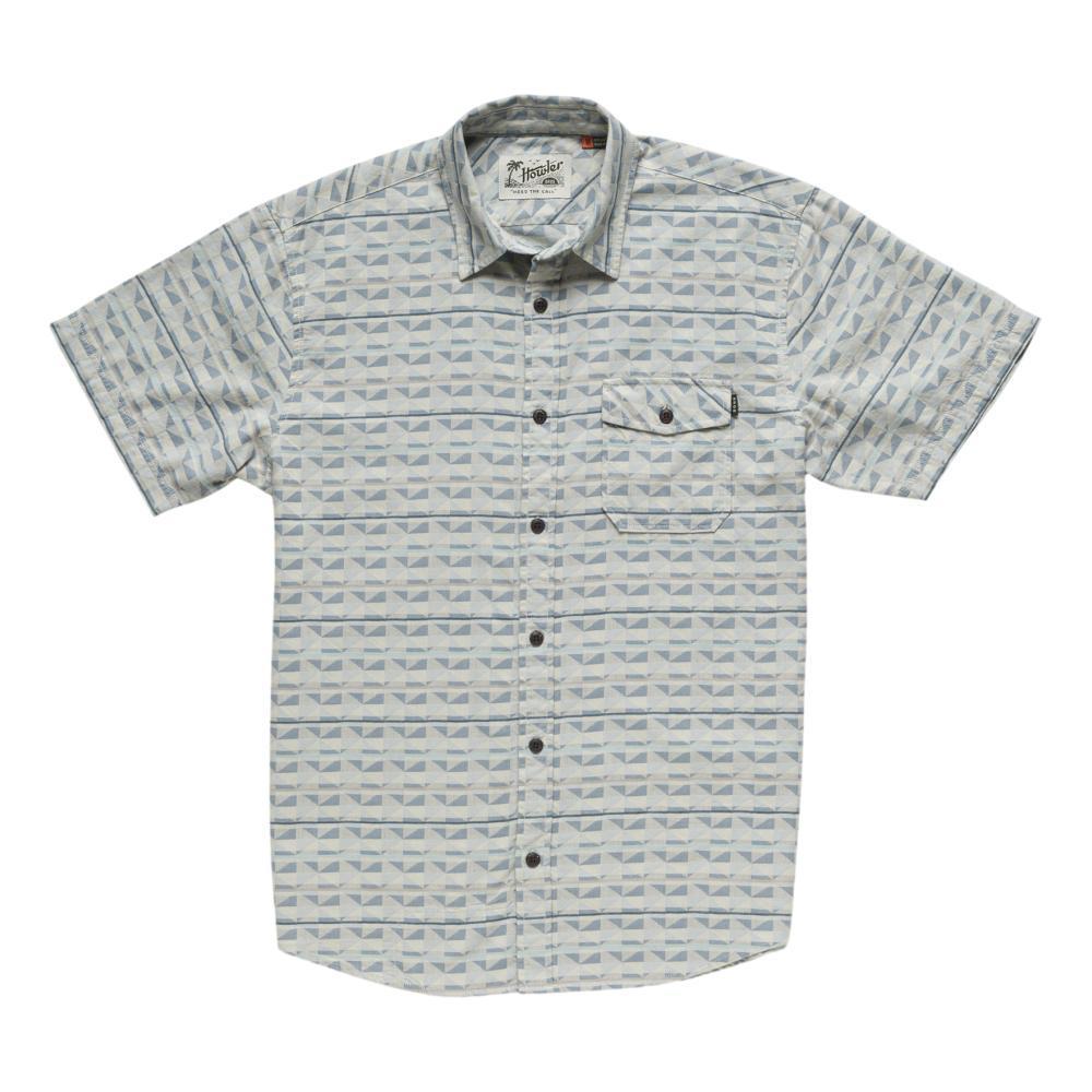Howler Brothers Men's San Gabriel Short Sleeve Shirt SEA_BKL