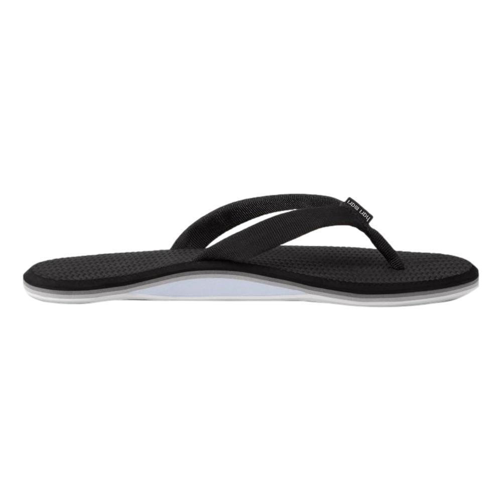 Hari Mari Men's Dunes Flip Flop Sandals BLACK_000
