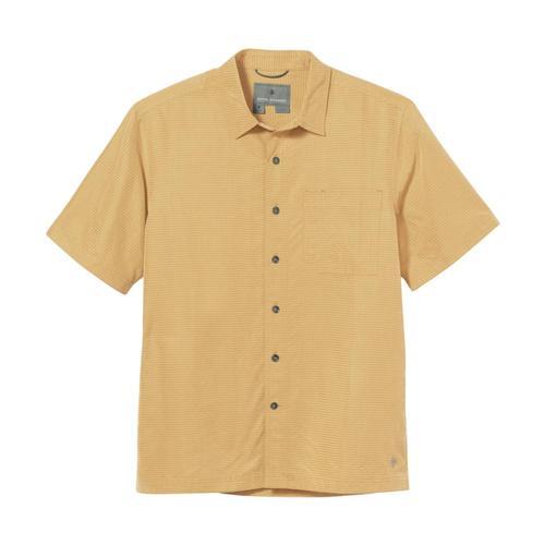Royal Robbins Men's Desert Pucker Dry Short Sleeve Shirt Plantain_280