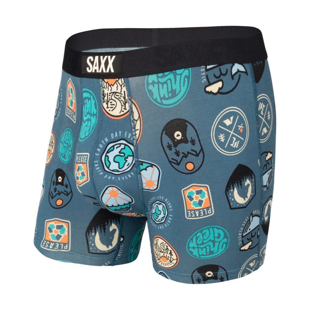 Saxx Men's Vibe Boxer Briefs NEARTH_EIE
