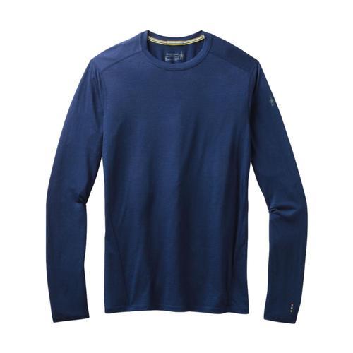 Smartwool Men's Merino 150 Baselayer Long Sleeve Indblu_f84