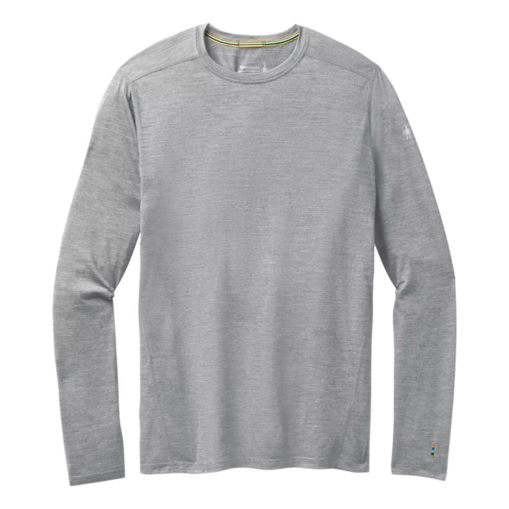 Smartwool Men's Merino 150 Baselayer Long Sleeve LTGRAY_545
