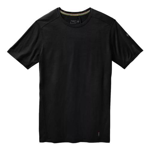 Smartwool Men's Merino 150 Baselayer Short Sleeve Black_001
