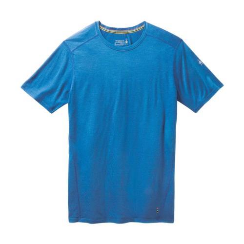 Smartwool Men's Merino 150 Baselayer Short Sleeve Ocblue_d15