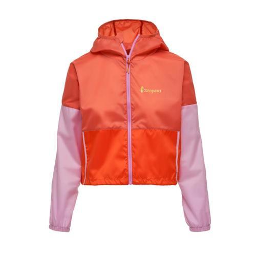 Cotopaxi Women's Teca Crop Jacket Solar_clic