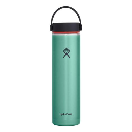 Hydro Flask 24oz Lightweight Wide Mouth Trail Series Bottle Topaz