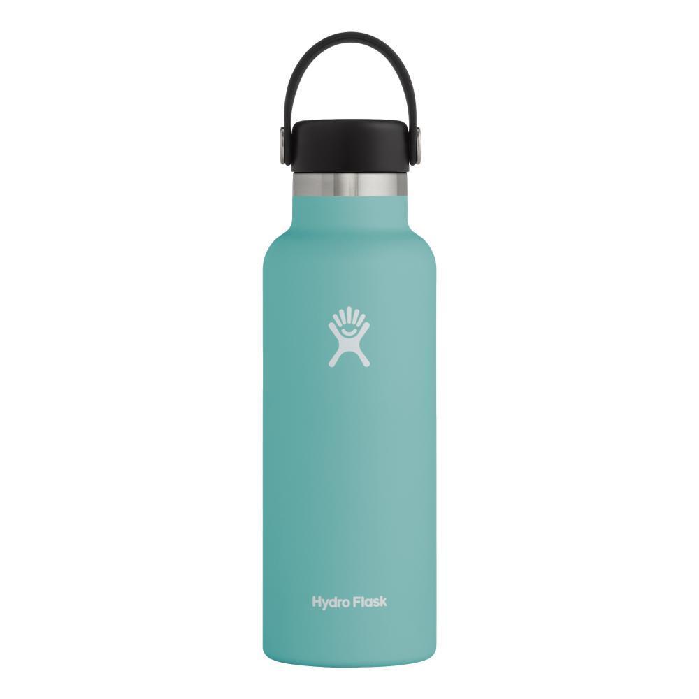 Hydro Flask Standard Mouth 18oz - Flex Cap ALPINE