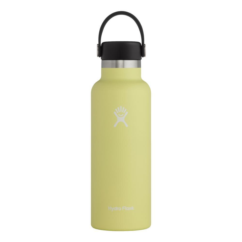 Hydro Flask Standard Mouth 18oz - Flex Cap PINEAPPLE