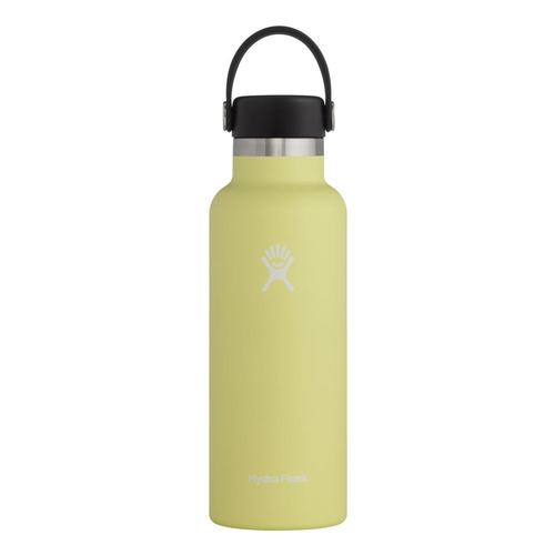 Hydro Flask Standard Mouth 18oz - Flex Cap Pineapple