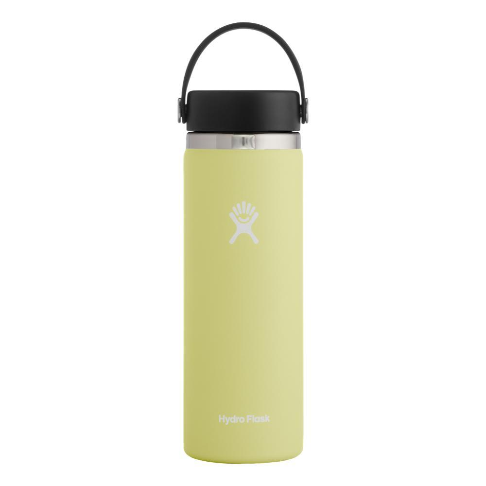 Hydro Flask 20oz Wide Mouth - Flex Cap PINEAPPLE