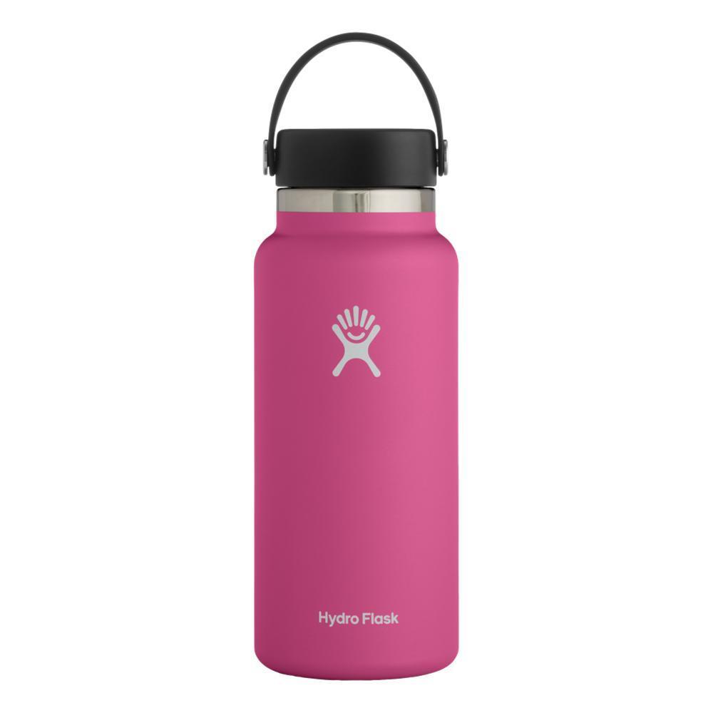 Hydro Flask 32oz Wide Mouth Bottle - Flex Cap CARNATION