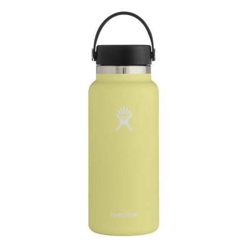 Hydro Flask 32oz Wide Mouth Bottle - Flex Cap Pineapple