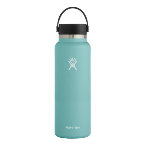 Hydro Flask Wide Mouth 40oz Bottle - Flex Cap Alpine