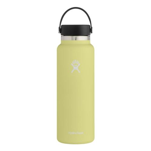 Hydro Flask Wide Mouth 40oz Bottle - Flex Cap Pineapple