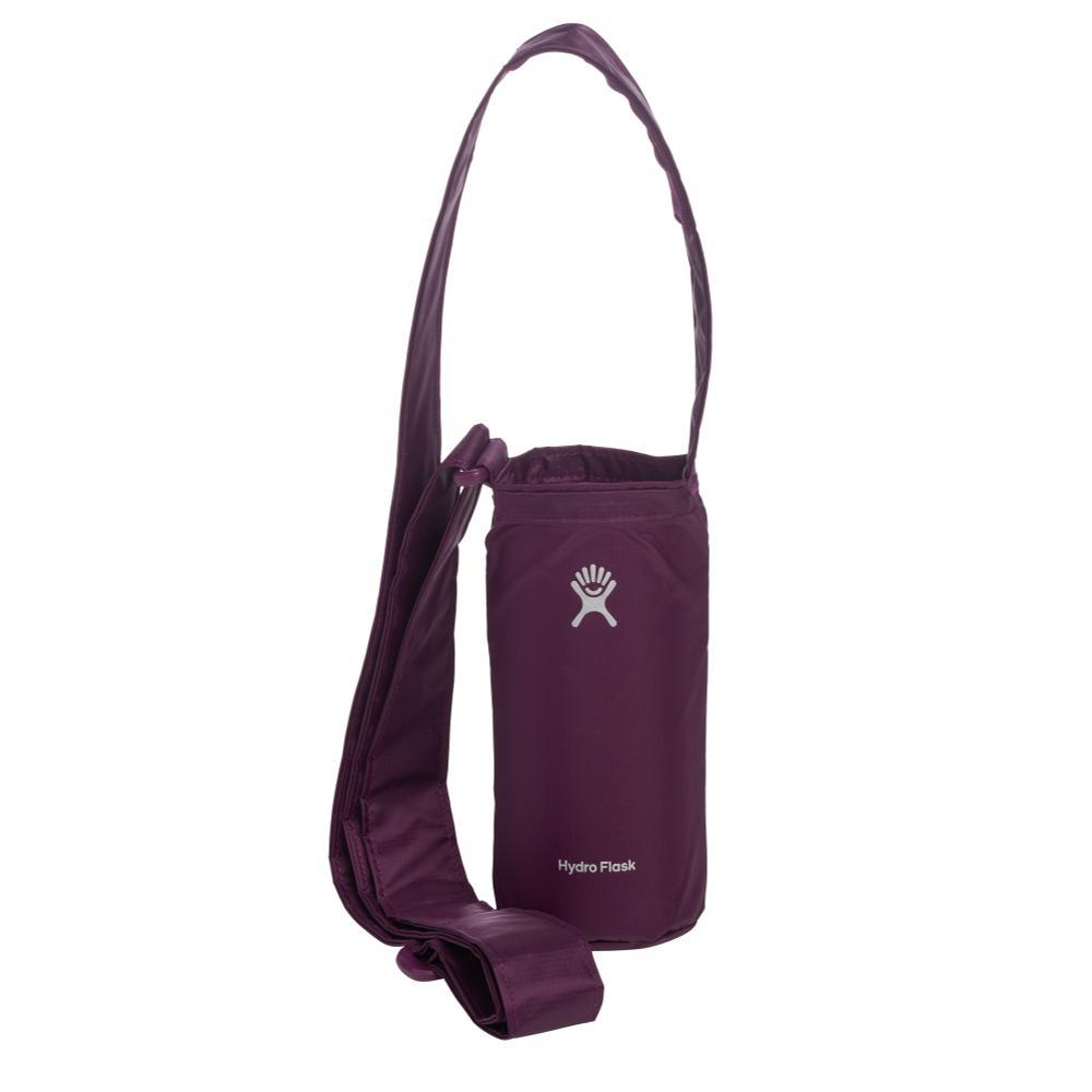 Hydro Flask Packable Bottle Sling - Small EGGPLANT
