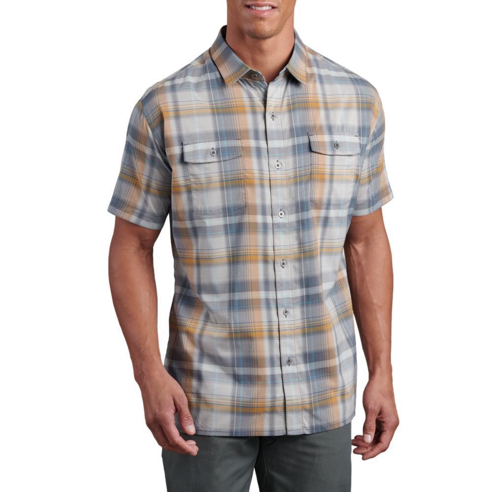 KUHL Men's Response Shirt METAL_MTBZ