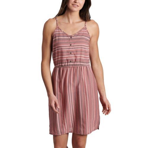 KUHL Women's Lucie Dress Peony_peo