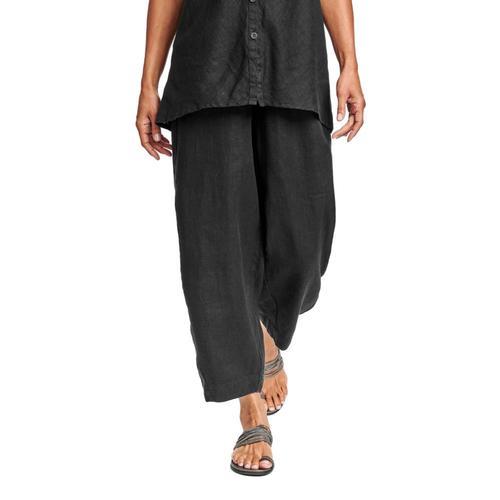 FLAX Women's Seamly Pant Black