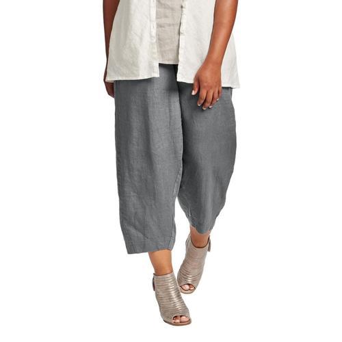 FLAX Women's Seamly Pant Castlerock