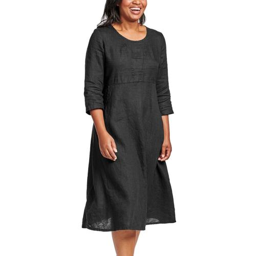 FLAX Women's Dashing Dress Blackhandk