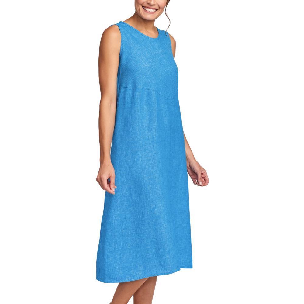 FLAX Women's Sunrise Dress AZUREYARN