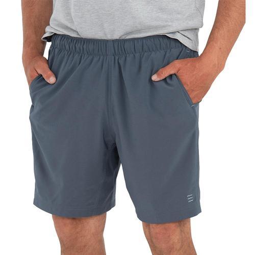 Free Fly Men's Breeze Shorts - 6in Bluedusk216