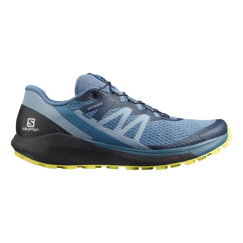 Salomon Men's Sense Ride 4 Trail Running Shoes COPBLU.BLK