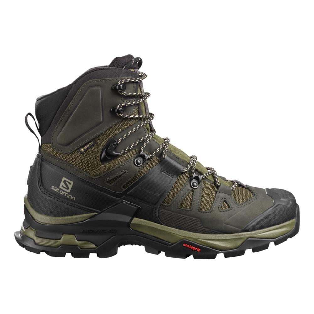 Salomon Men's Quest 4 GTX Hiking Boots OLIV.PEAT