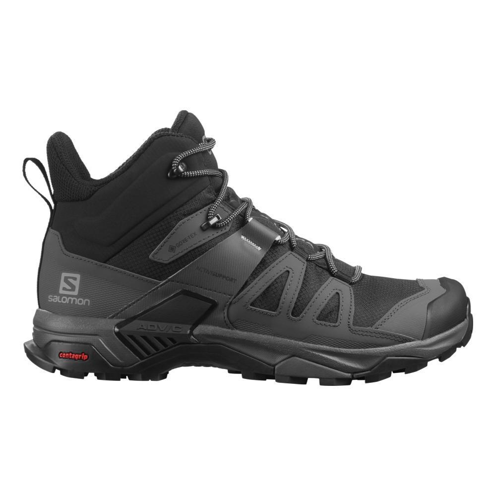 Salomon Men's X Ultra 4 Mid GTX Hiking Boots BLK.MGNT.PBLU