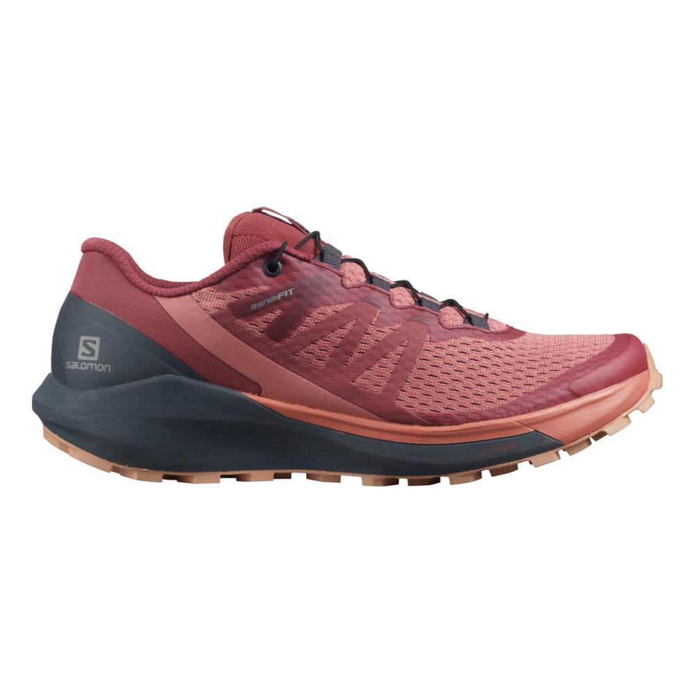 Salomon Women's Sense Ride 4 Trail Running Shoes BRICK.INK