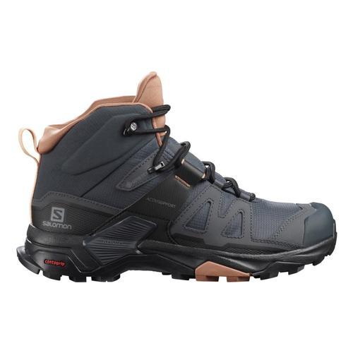 Salomon Women's X Ultra 4 Mid GTX Hiking Boots Ebny.Mocha