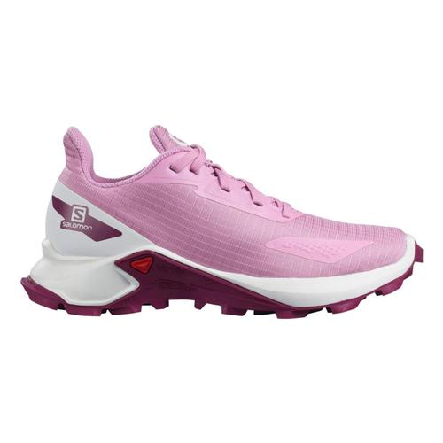 Salomon Kids Alphacross Blast J Trail Shoes Orchid