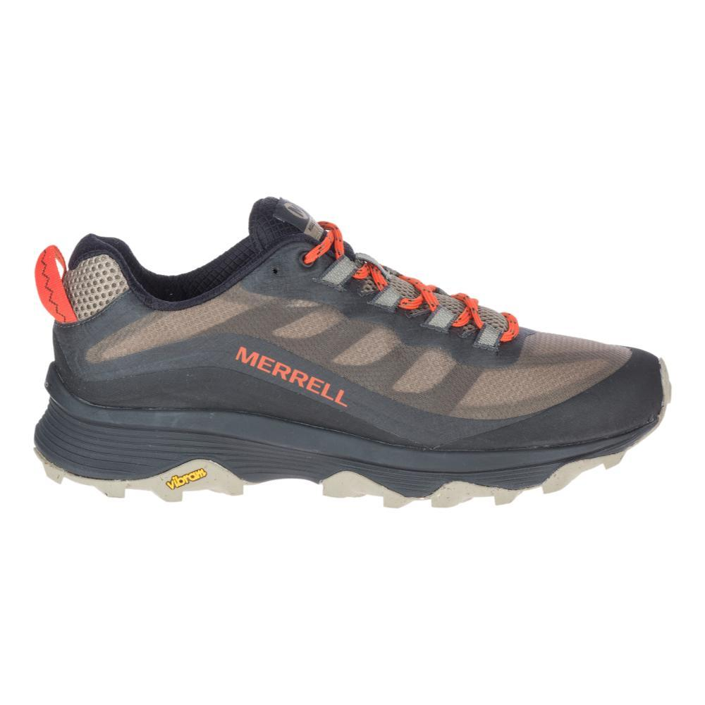 Merrell Men's Moab Speed Shoes BRINDLE