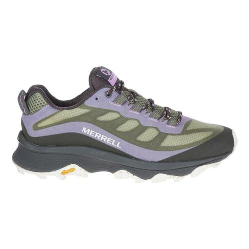 Merrell Women's Moab Speed Shoes Lichen